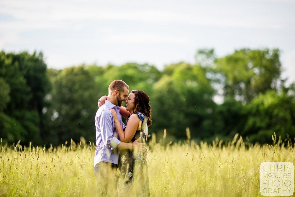 Wedding Photographer Peoria Illinois: Chris McGuire Photography