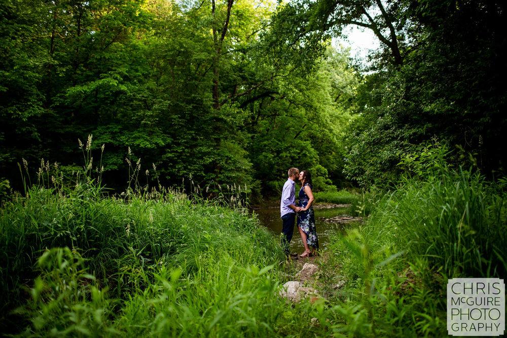 Outdoor Portrait Photographer Peoria IL