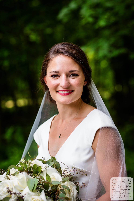 Peoria bridal portrait