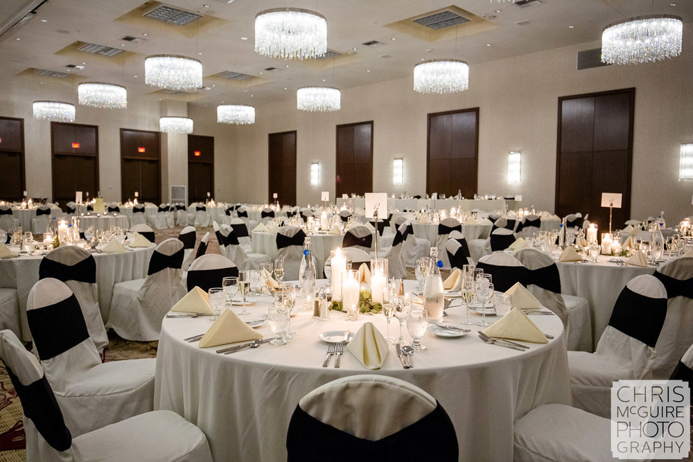 Pere Marquette Ballroom Wedding