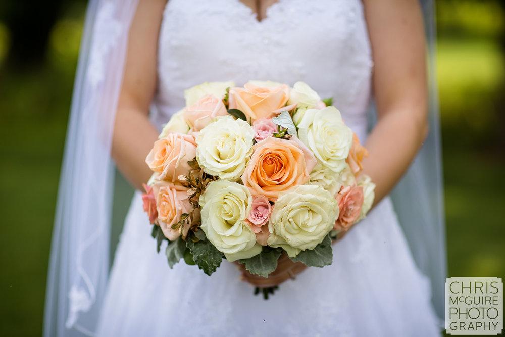 Peoria IL wedding bouquet
