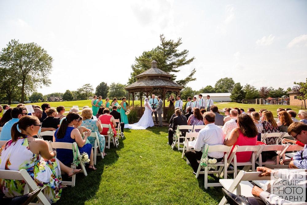 Crestwicke Country Club wedding