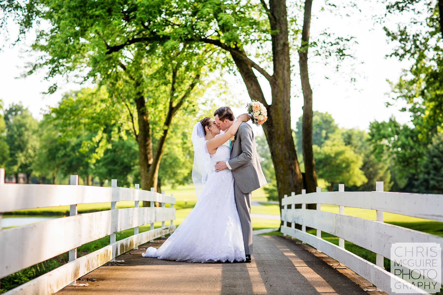 Central Illinois Wedding Photography Brittany And Scott At