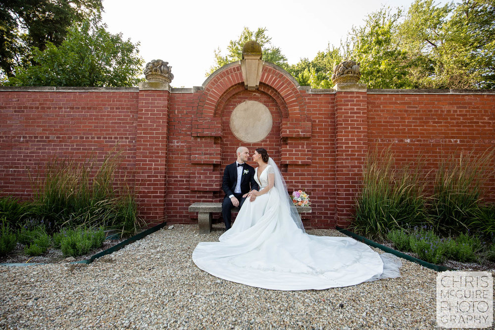 Allerton Park Wedding