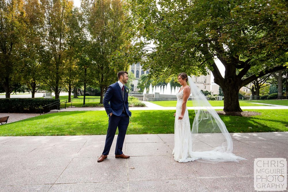 Springfield Illinois Wedding Photographer