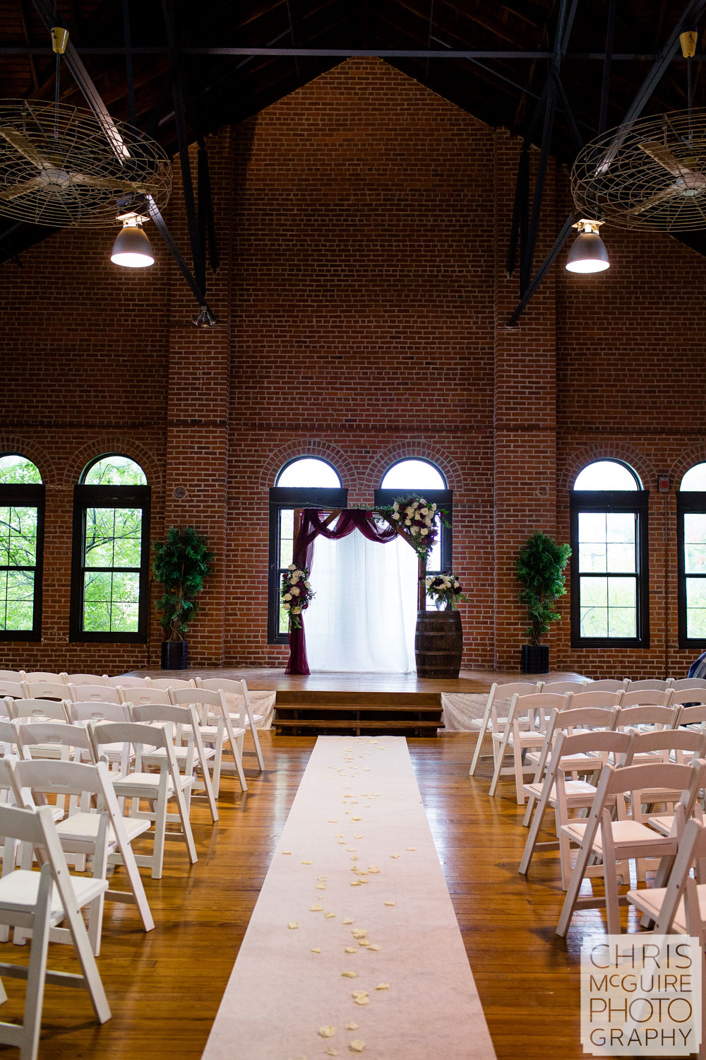 Illinois State Fairgrounds Wedding
