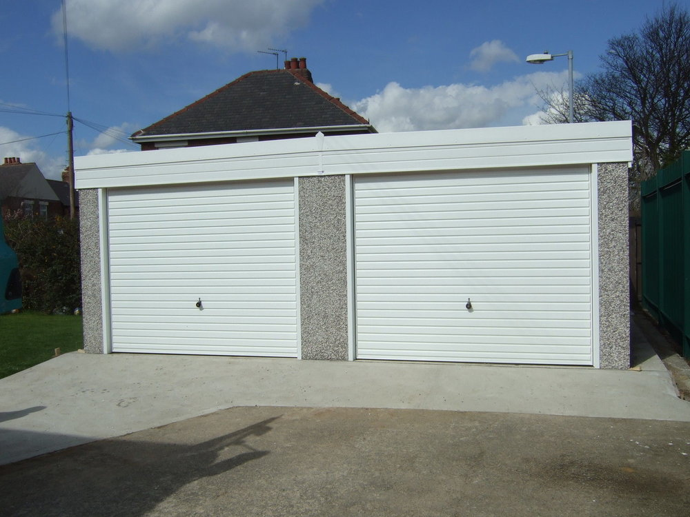 hanson garage doorHanson Garages  AAT Sheds and Garages