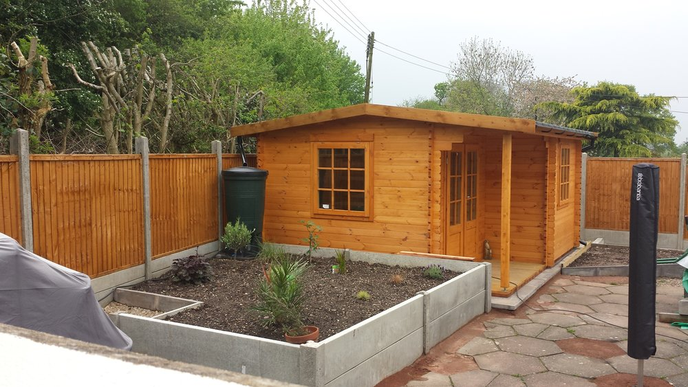 Learn more... - To learn more about our range of Timber sheds, Get in touch today.