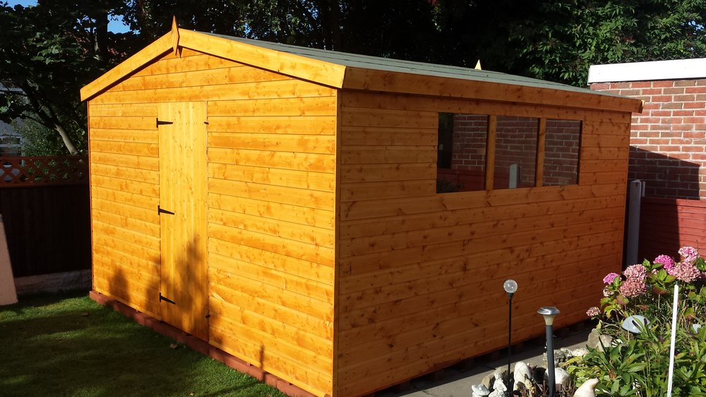 13mm Shiplap - Shiplap sheds are built to last,offering complete wind resistance and resistance to rain penetration.To learn more,Get in touch today