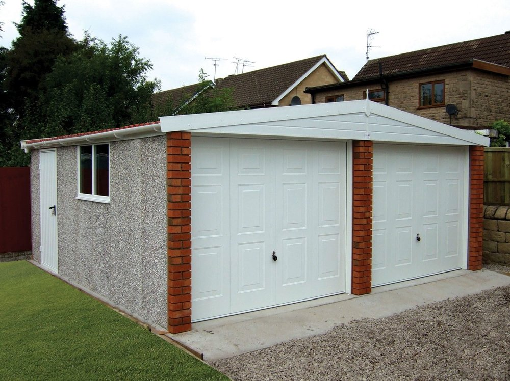 Apex Garages & sheds  - Take a look at our range of garages & sheds