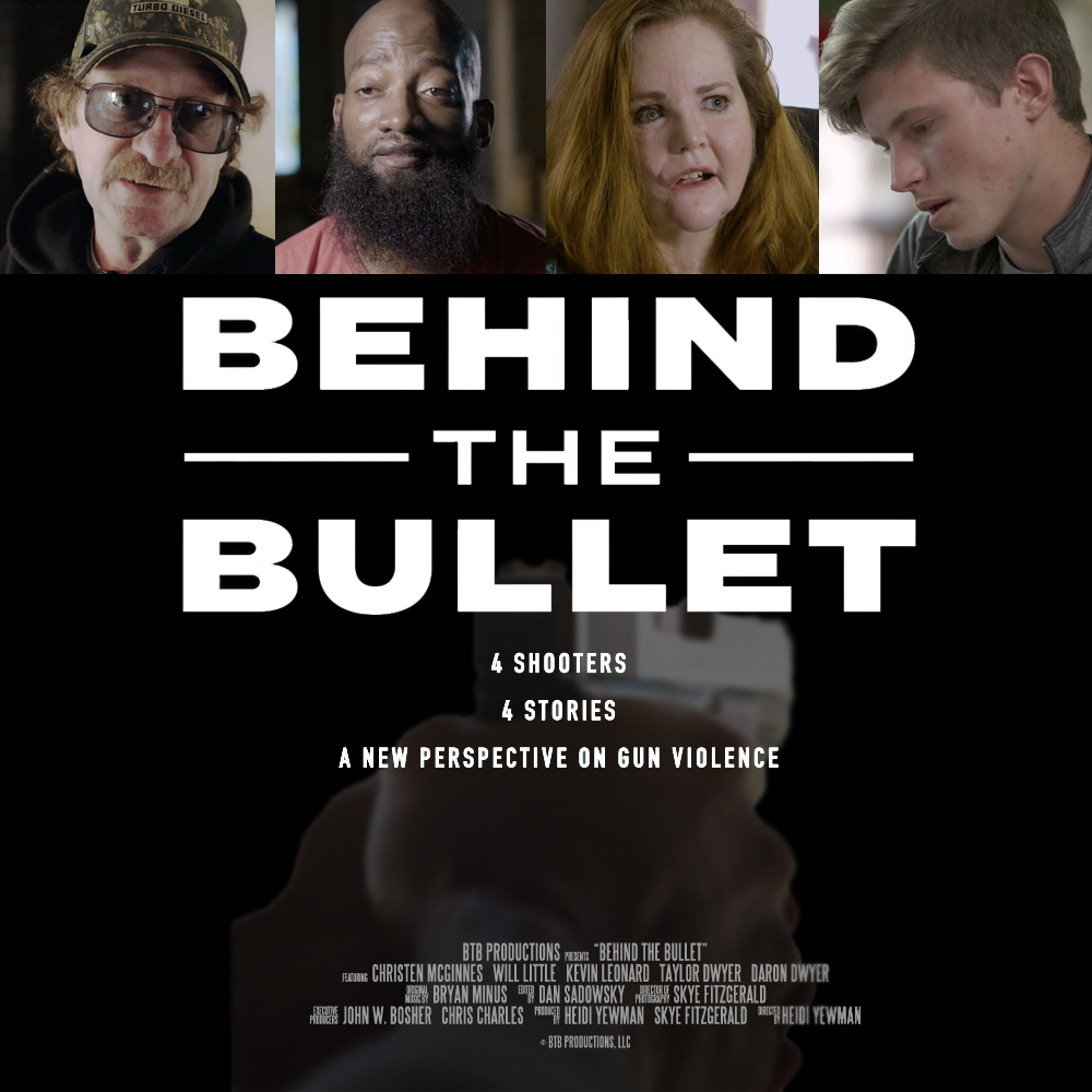 Behind the Bullet Film Trailer - Still