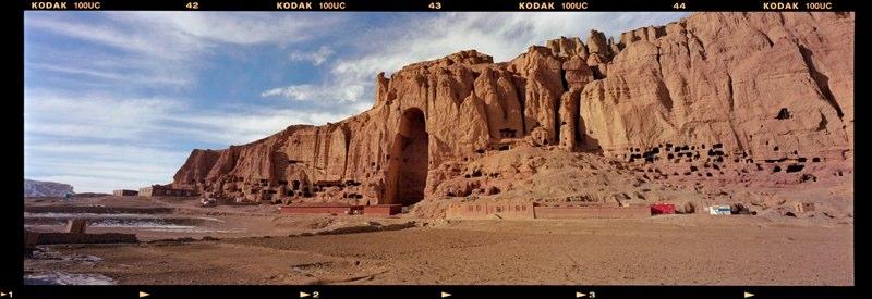 Bamiyan.