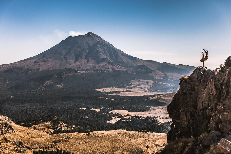- Climbing The Volcano Iztaccihuatl (5230m) in Mexico