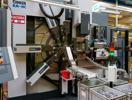 Multislide and Fourslide Forming and Assembly Services | MSA-Wiegel