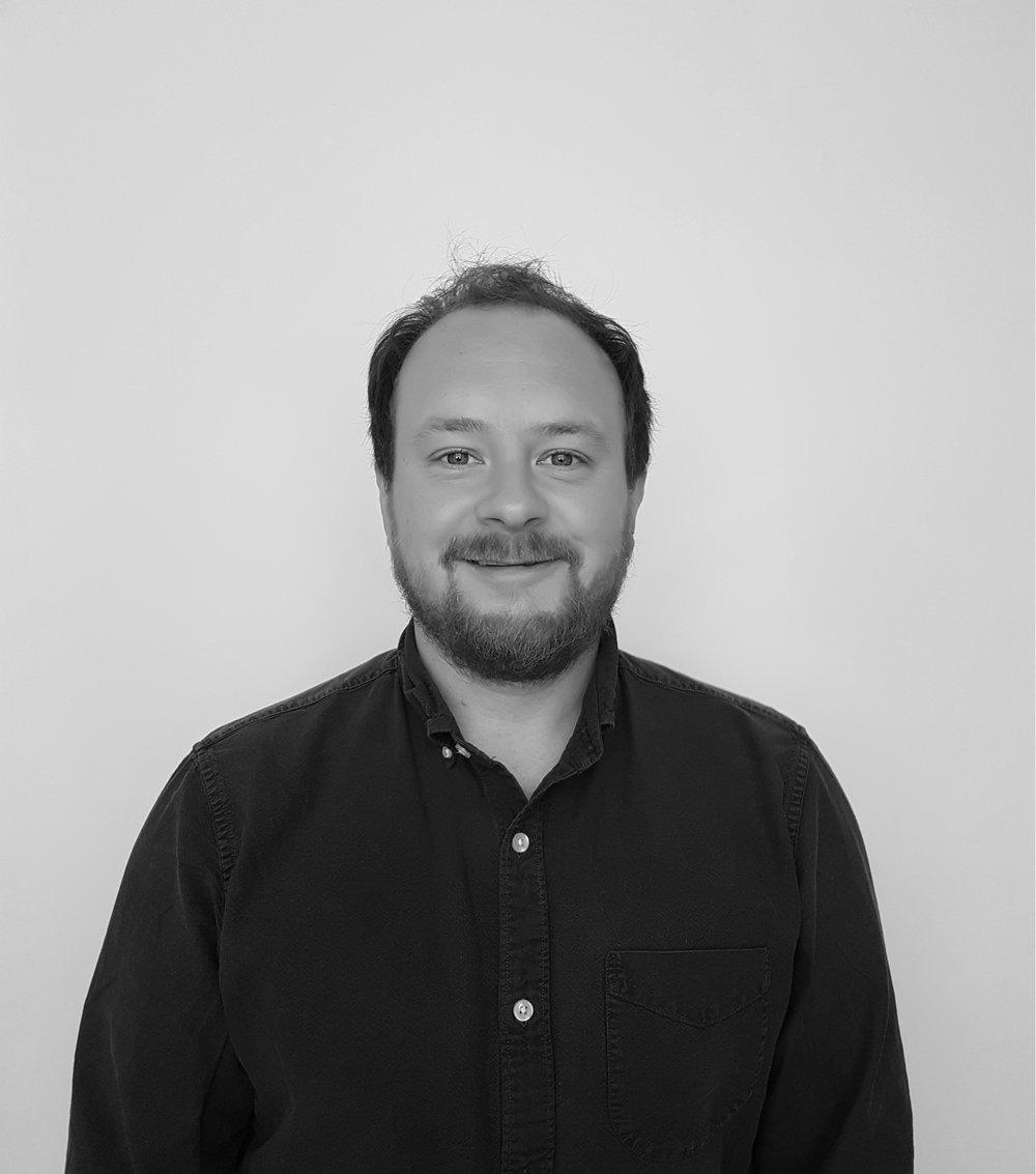 Nigel Brown - Founder