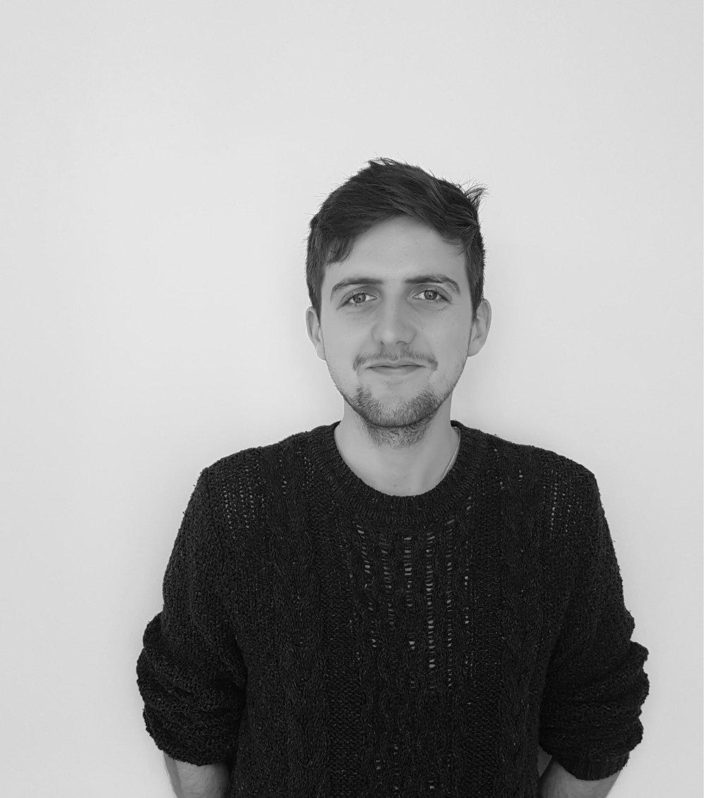 Alex Cole - Junior Designer