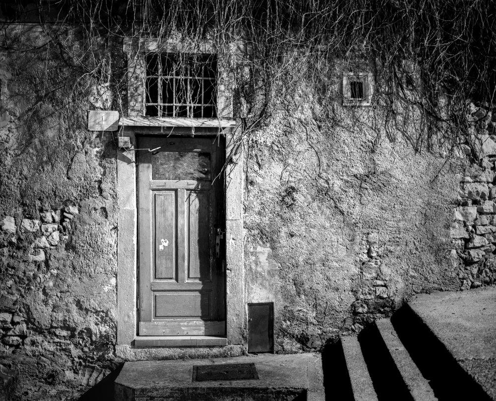 Stairway To The Door
