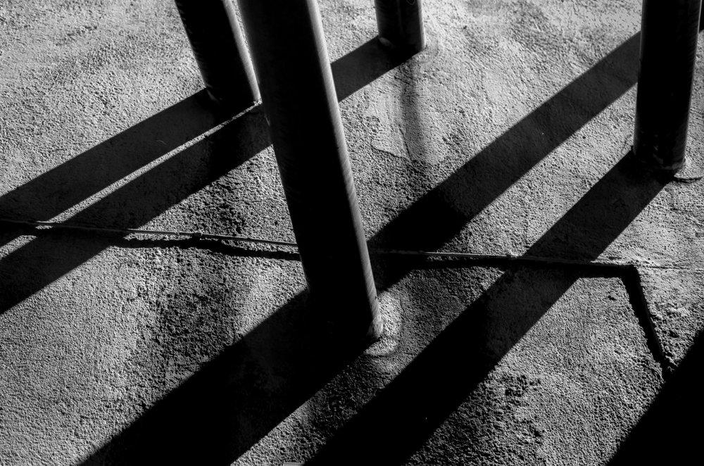 Harsh Shadows