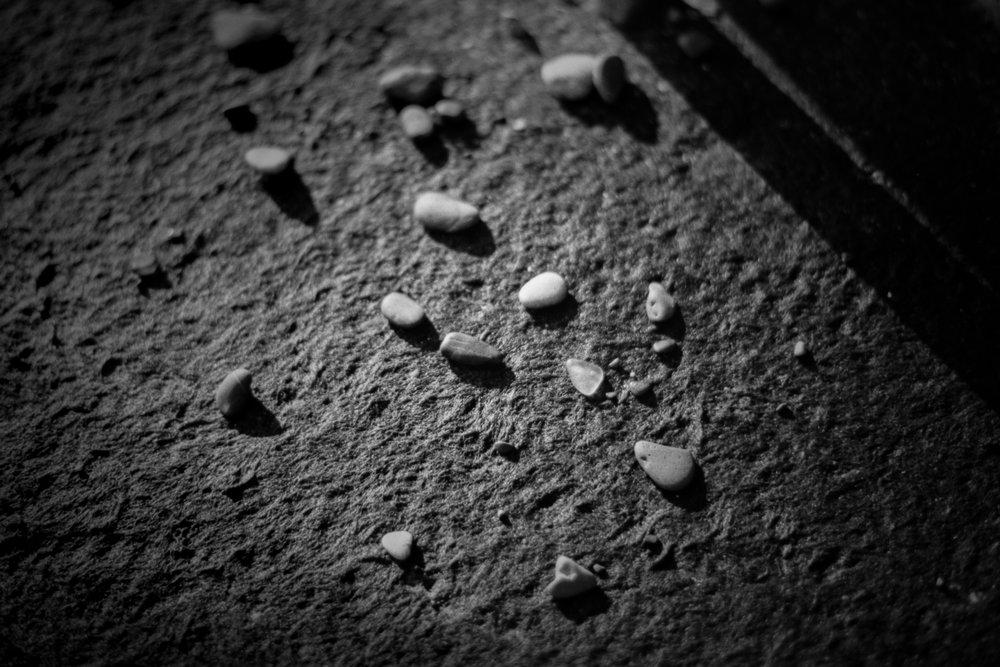 Scattered Stones