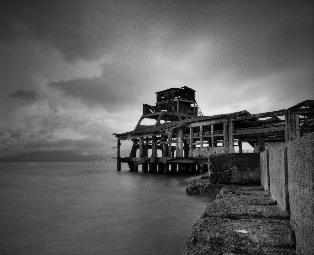 Abandoned Monument