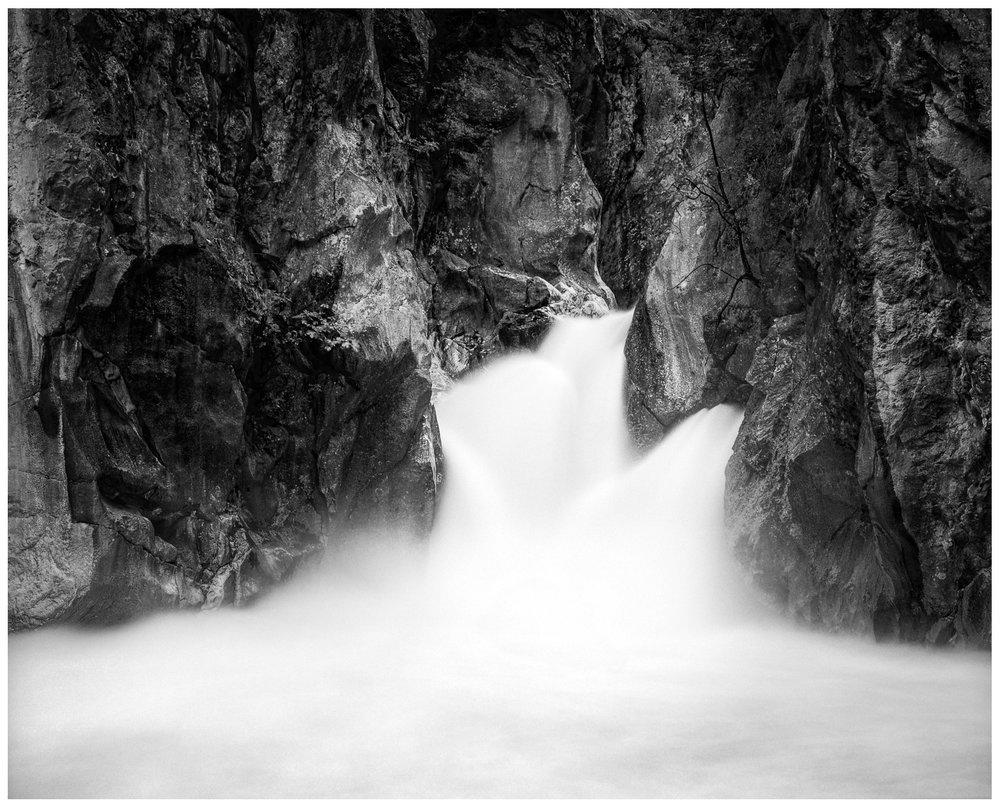 Stone Waterfall #3