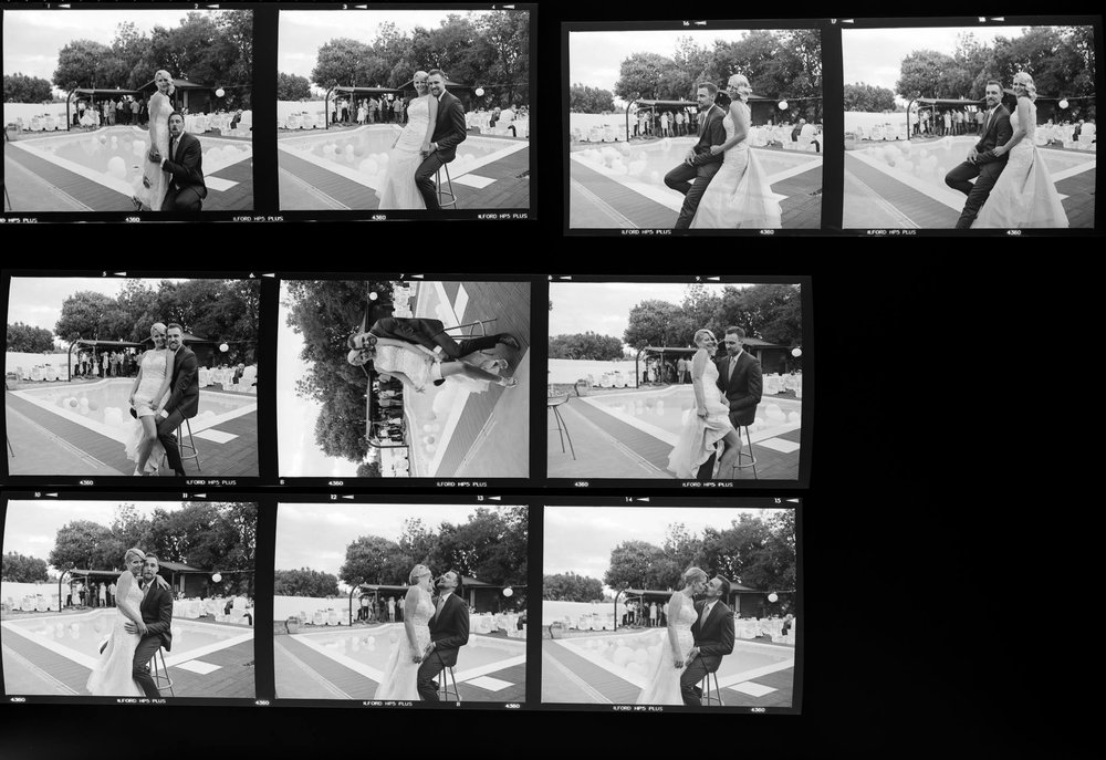 Ilford HP5+ Contact Sheet