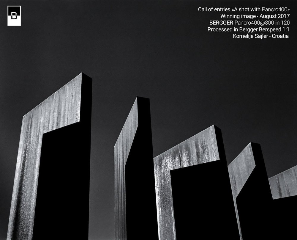 "Berrger winner photo for August ""Rise of Monoliths"""