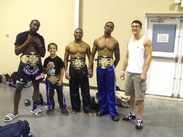 Kickboxing Champions Augusta GA