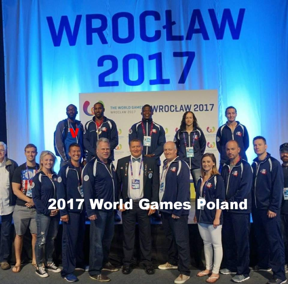 Team USA Kickboxing World Games 2017