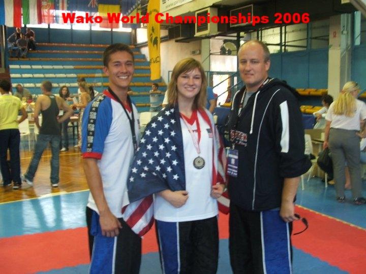 WAKO world Championships Croatia 2006