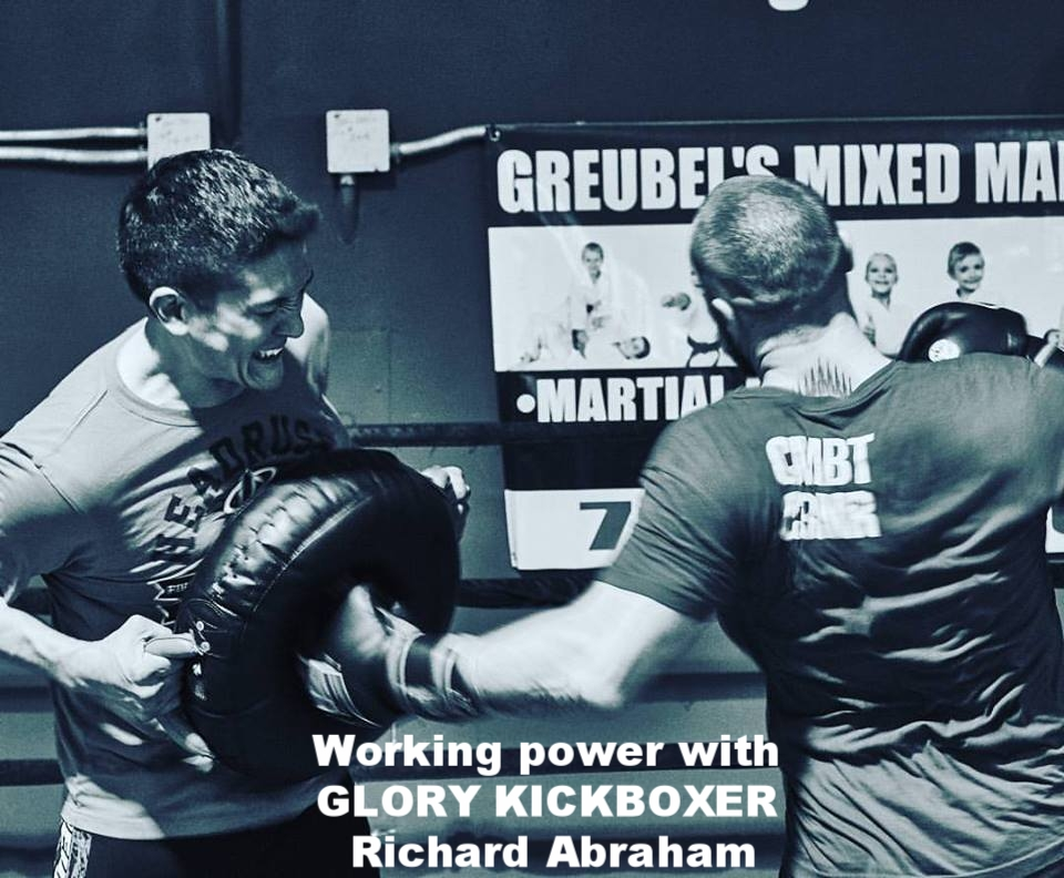 Working power with Richard Abraham
