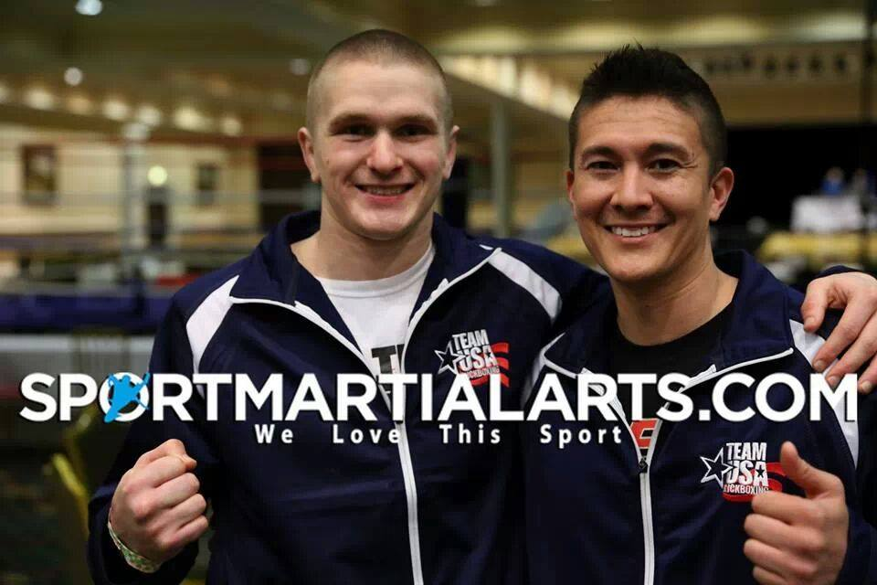 Sports martial arts Photoshoot with my student