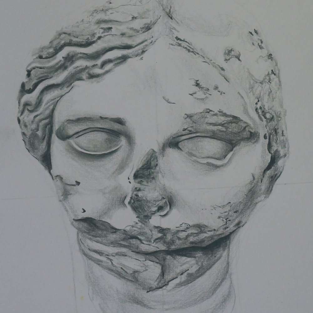 British Museum: Broken Smile
