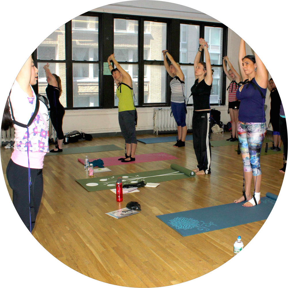 Standing® Pilates Workshop, New York City