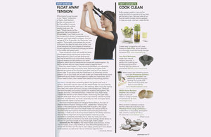 HF in Pilates Style Magazine
