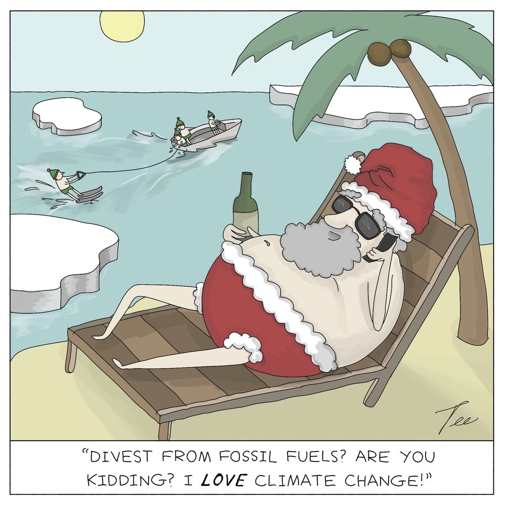 Tee cartoon - divest from.JPG