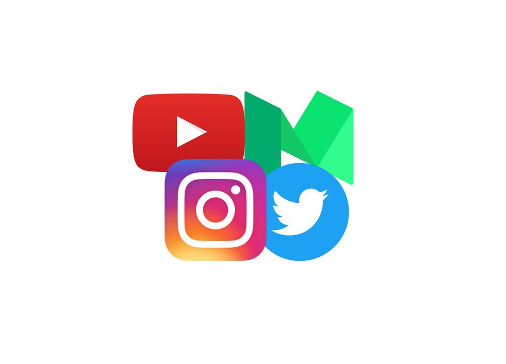 CONTENT - Content is important, you know that, it's the age of internet marketing. The point is you need to be creating something and have an online presence. Instagram, Youtube, Twitter, Snapchat, those are the big boys and you have to use them.