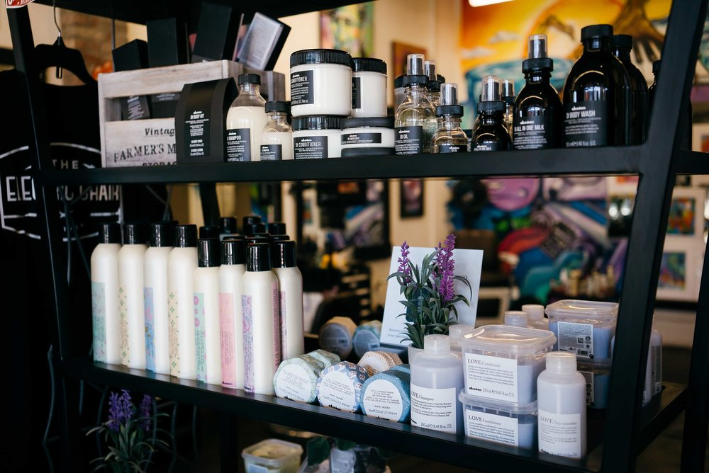 environmentally friendly hair care products