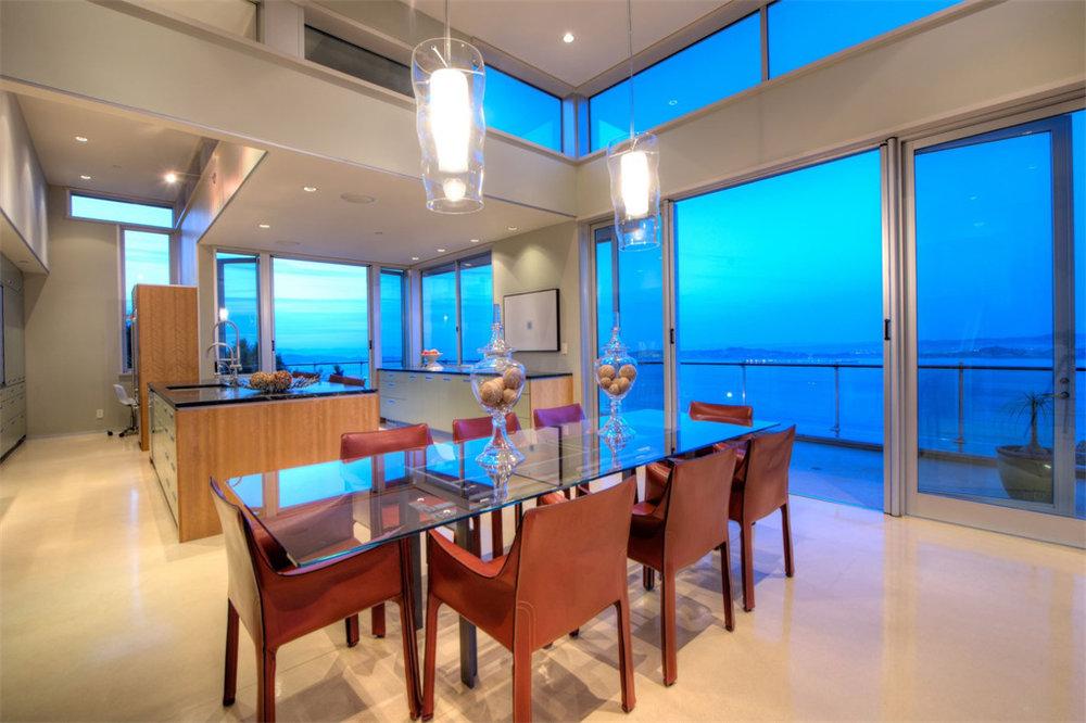 View to Kitchen