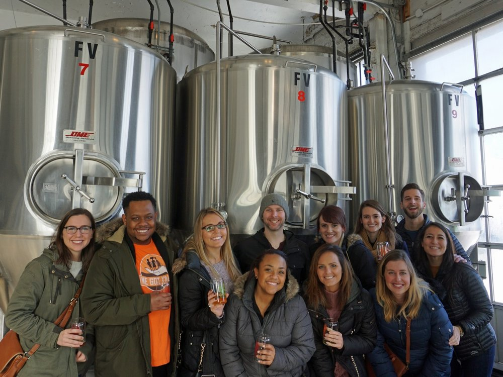 QC Excursions - Brewery tours, winery visits, ghost hunts, and more in the Quad Cities and beyond