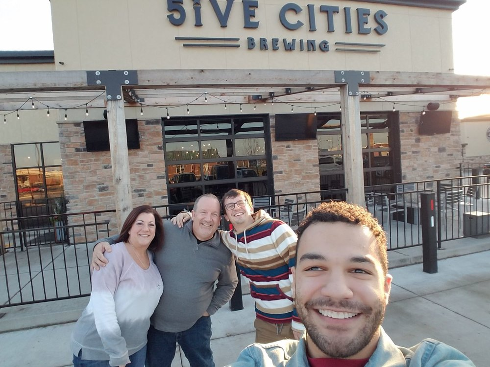 Five Cities Brewing Tour Group
