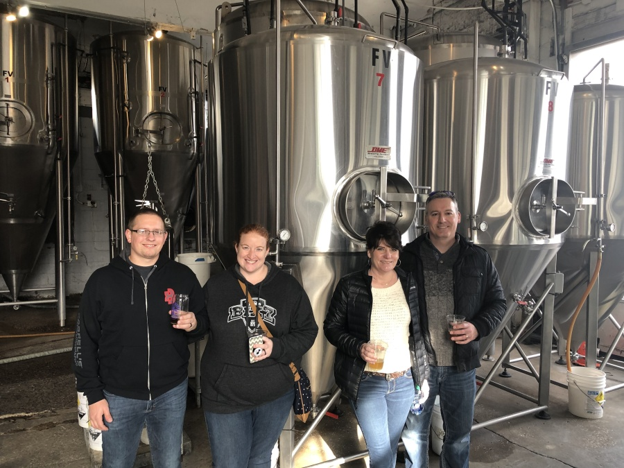 Quad Cities Brewery Tour