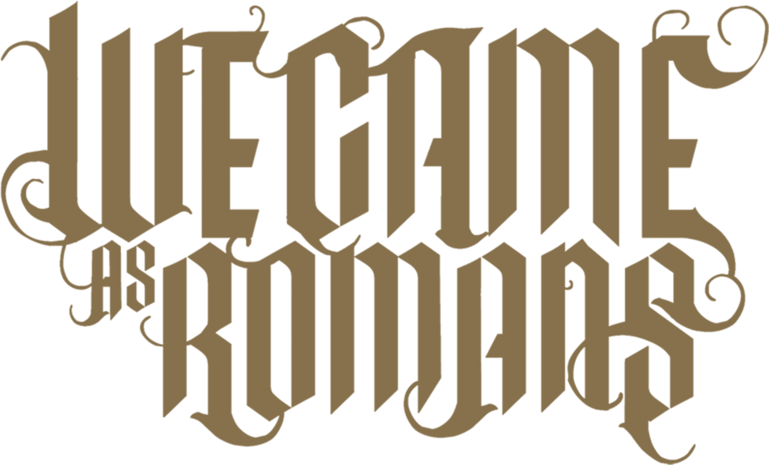 WE CAME AS ROMANS - COLD LIKE WAR OUT NOW