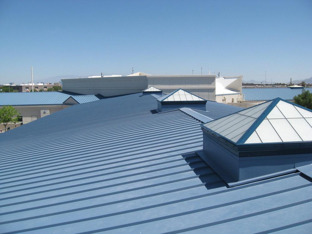 Metal Roofing -