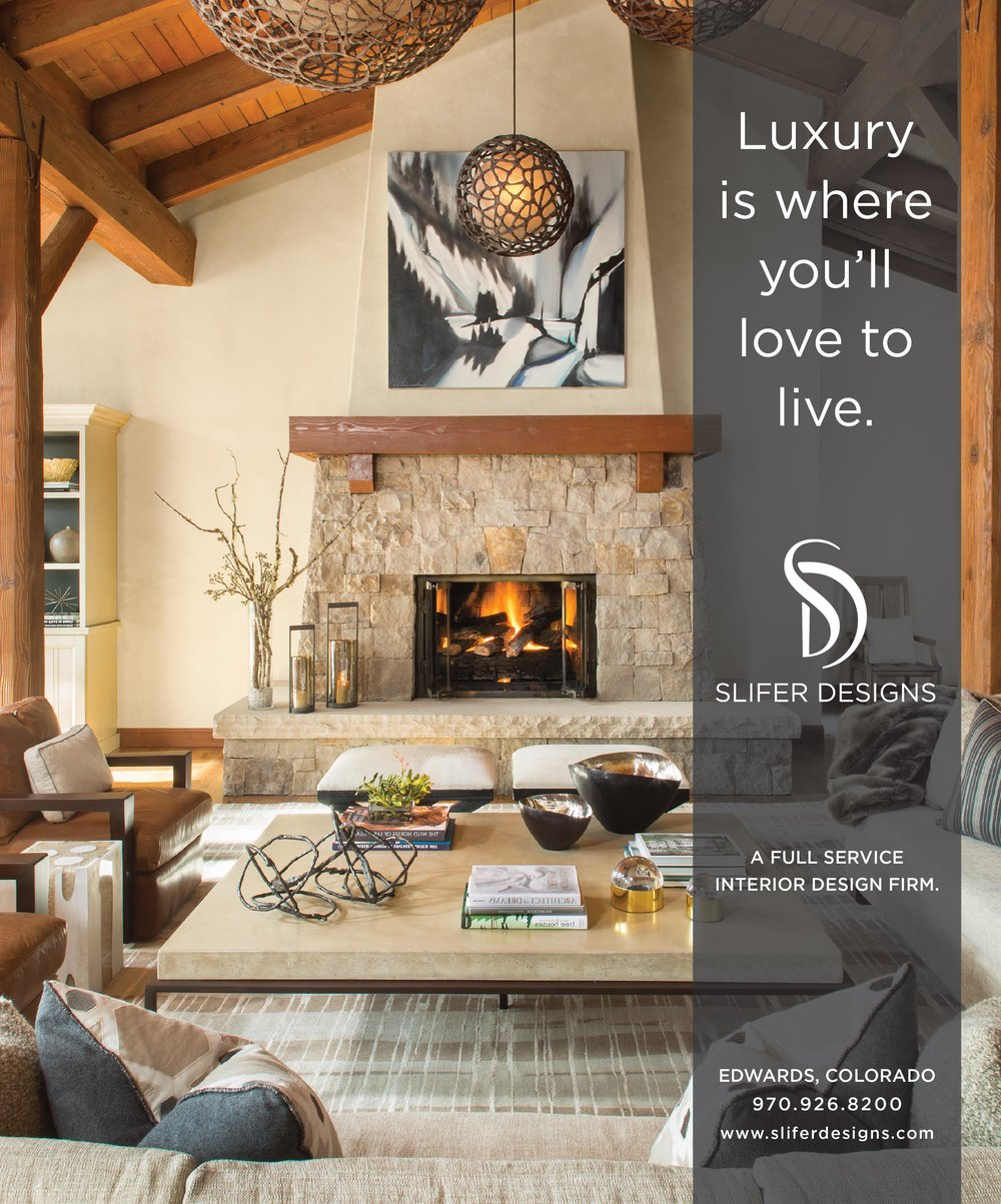 Copy of Ad for Colorado Homes & Lifestyles Magazine