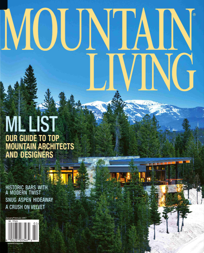 Copy of The ML List: Top Mountain Architects & Designers