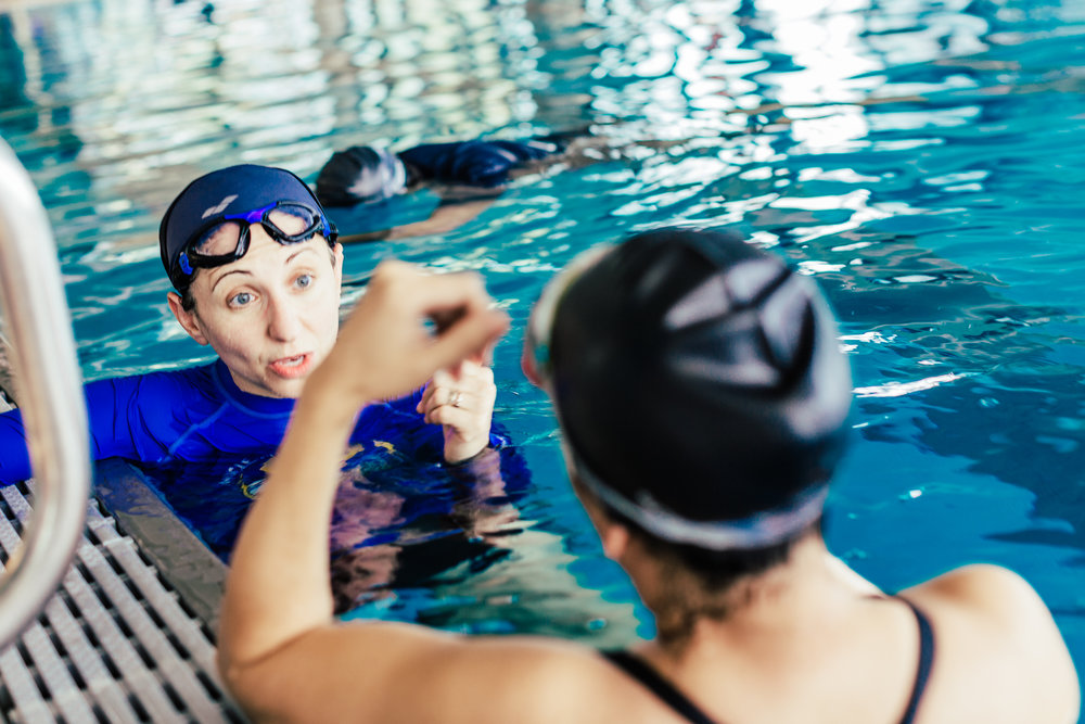 Join us this May (4 spots left!)! - Next Class is July 2018Spaulding BostonThe Schoen Aquatic Center