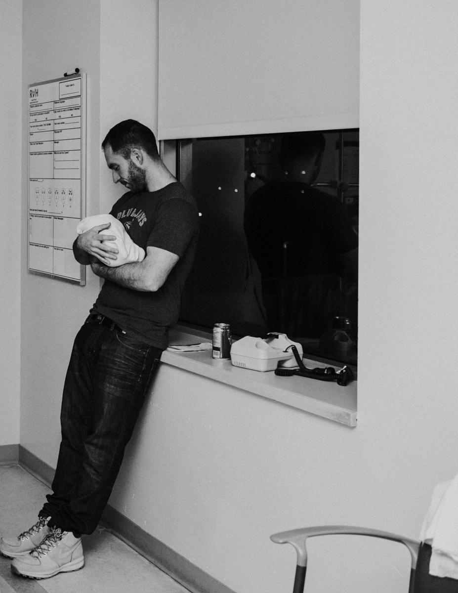 Barrie Birth Photographer