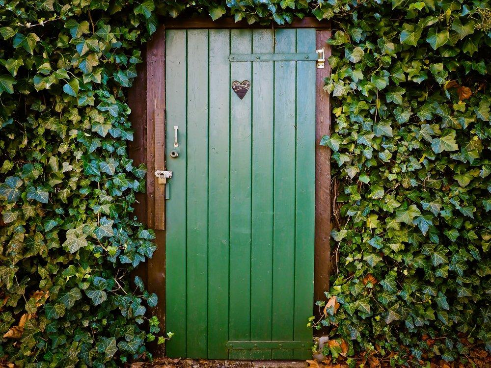 Open the Door to healing -