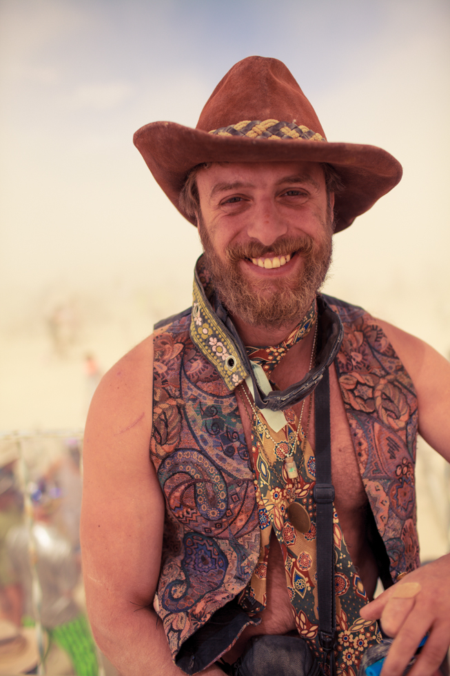 burning man 2015 portrait photography